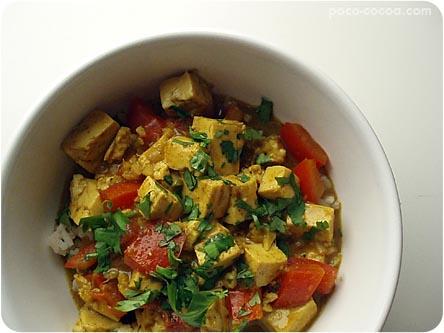 curry tofu coconut curry coconut tofu curry tumblr thai coconut tofu ...