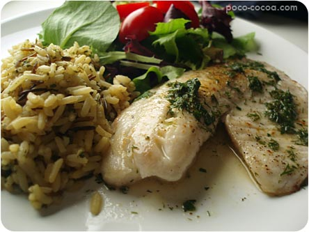 tilapia-with-herbs