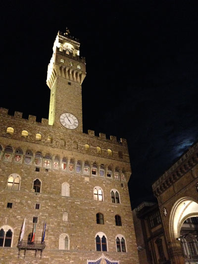 florence-clock-tower-night